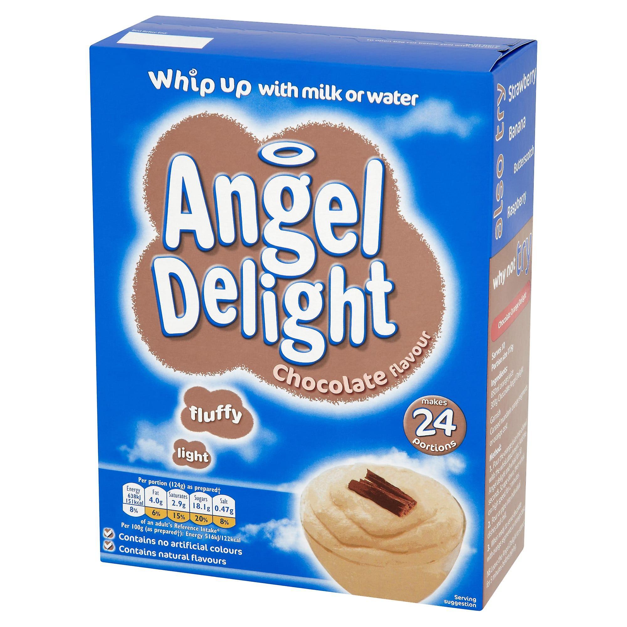 Angel Delight Chocolate Mix
