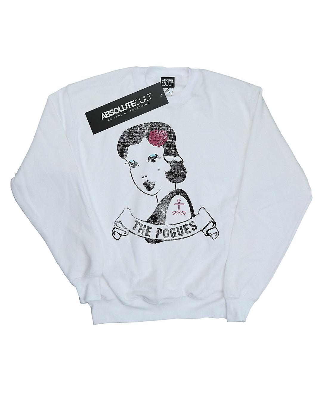 The Pogues Women's Tattoo Girl Sweatshirt