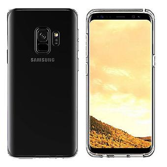 Colorfone Soft Exclusive TPU shell Samsung Galaxy S9 - Transparent