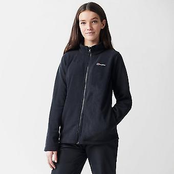 New Berghaus Girl's Carrock 3-In-1 Long Sleeve Jacket Black