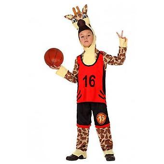 Dier kostuums Giraffe mand kostuum voor kinderen