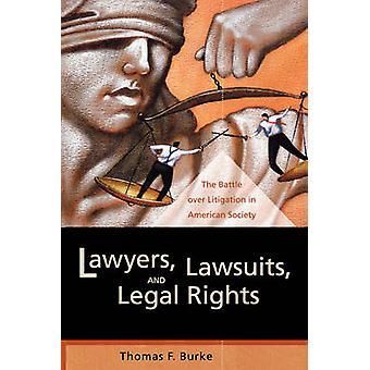 Advocaten - rechtszaken- en wettelijke rechten - de strijd Over geschillen in