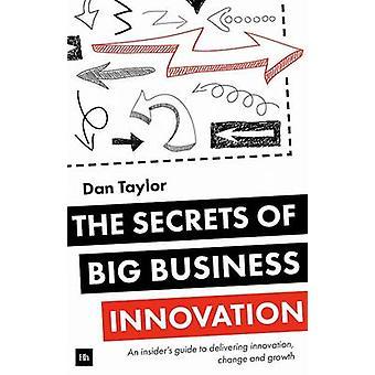 Hemligheter av Big Business Innovation - en Insider's Guide att leverera