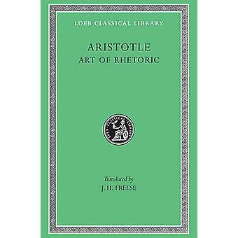 Retoriek door Aristoteles - J.H. Freese - J.H. Freese - 9780674992122 boek