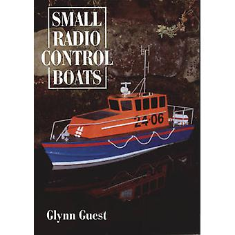 Small Radio Control Boats by Glynn Guest - 9781854861719 Book
