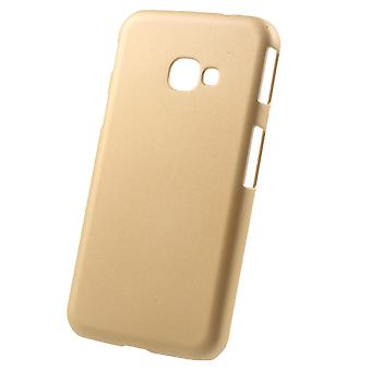 Samsung Galaxy Xcover 4/4s Rubberized shell-gold