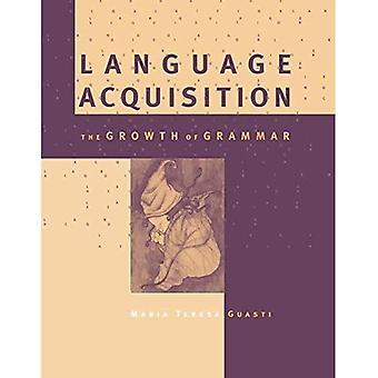 Taalverwerving: De groei van de grammatica