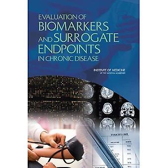 Ocena biomarkerów i zastępczych punktów końcowych w przewlekłej chorobie