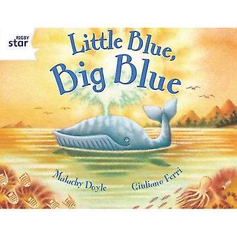 Lilla blå, stora blå