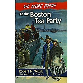 Ci siamo stati presso il Boston Tea Party