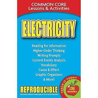 Elettricità: Lezioni di base comune & attività