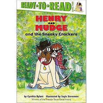 Henry en Mudge en de stiekeme Crackers (Henry & Mudge boeken