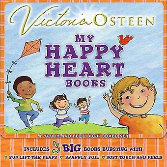 Meus coração feliz livros: Um livro de Touch-and-Feel Box Set