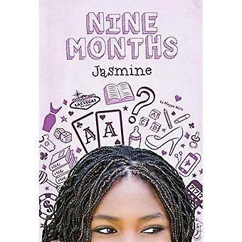 Jasmine #3 (Nine Months)