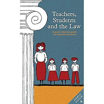 Professores, alunos e a lei: um guia de referência rápida para professores australianos