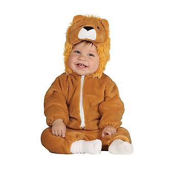 Småbørn løve Fancy kjole kostume