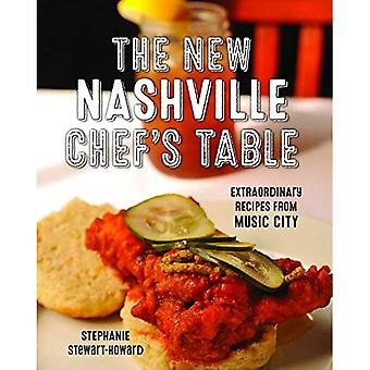 De nieuwe Nashville Chef's Table: buitengewone recepten uit Music City