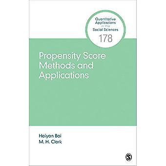 Neigung zu erzielen, Methoden und Anwendungen (Quantitative Anwendungen in den Sozialwissenschaften)
