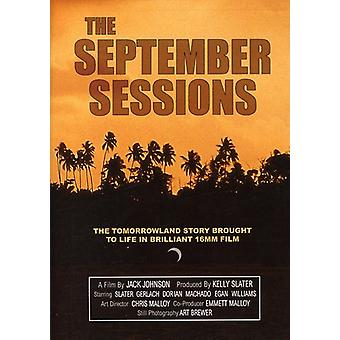 Jack Johnson - September Sessions [DVD] USA import