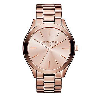 Reloj analógico de cuarzo de las señoras de Michael Kors con banda de acero inoxidable MK3205_0