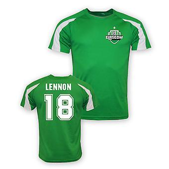 Neil Lennon Celtic Sports Training Jersey (grün) - Kinder