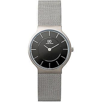 Diseño danés reloj de mujer acero inoxidable relojes IV63Q732-3324244