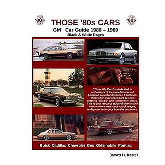 Those 80s Cars  GM Black amp White by James Kaster