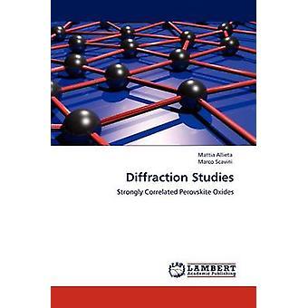 Diffraction Studies by Allieta & Mattia