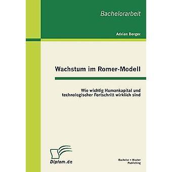 Im RomerModell Wachstum di Berger & Adrian