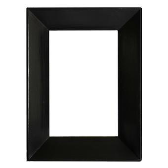 10x15 سم أو 4x6 بوصة، إطار الصورة باللون الأسود