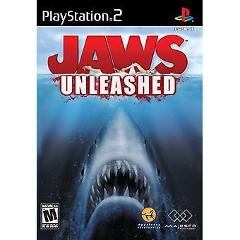 Jaws Unleashed (PS2) - Ny fabrik förseglad