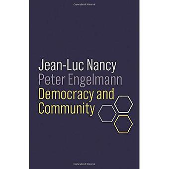Democratie en Gemeenschap