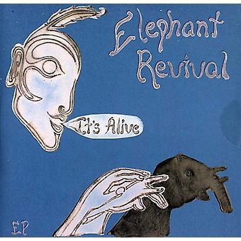 Renacimiento de elefante - es importación de USA vivo [CD]