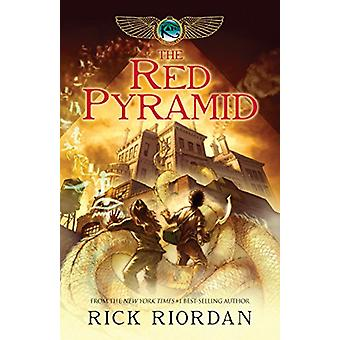 The Red Pyramid by Rick Riordan - 9781432850296 Book