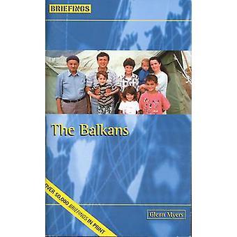 The Briefings - Balkans by Glenn Myers - 9781850786092 Book
