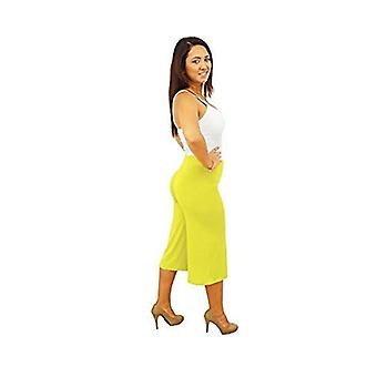 Dbg women's women's gaucho capri wide legged pants