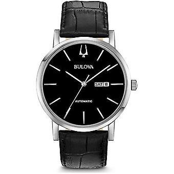 BULOVA-שעון יד אוטומטי בסגנון הקלאסי 96C131 גברים