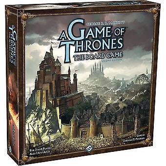 Peli Thrones lauta peli 2nd Edition