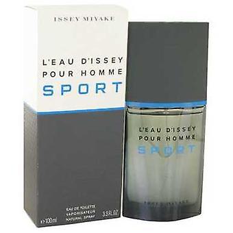 L'eau D'issey Pour Homme Sport By Issey Miyake Eau De Toilette Spray 3.4 Oz (men) V728-501501