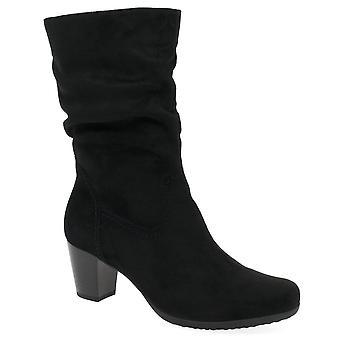 غابور أديل النساء جلد العجل طول الأحذية