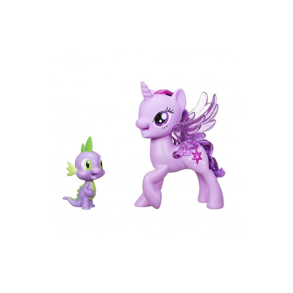 Min lilla ponny Princess Twilight Sparkle & Spike