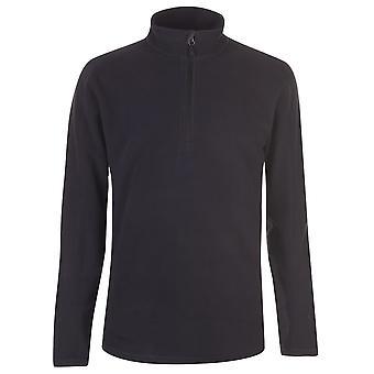 Eastern Mountain Sports Mens Micro Fleece 1/4 Zip Top Sweater Blouse Baselayer