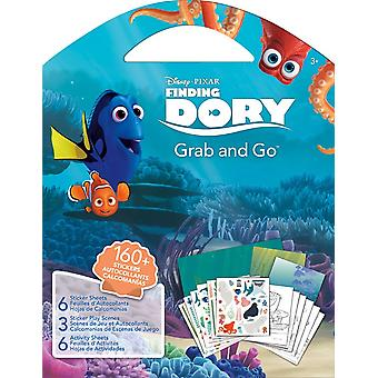 Grab & Go Sticker - Dinsey - Finding Dory - Decals New st9137