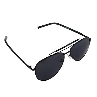 Men's sunglasses and Sunglasses Women's Polaroid Pilot - Black with free brillenkokerS310_2