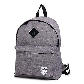 Vintage Twin Tone - Backpack - 41 cm - 21 l - color: Gray