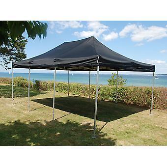 Vouwtent/Easy up tent FleXtents PRO 4x6m Zwart