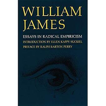 Essays in radicale empirisme