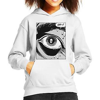 The Phantom Pupil Reflection Kid's Hooded Sweatshirt