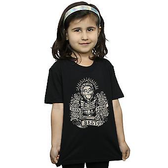 Disney Girls Coco Mama Knows Best T-Shirt