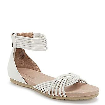 Adam Tucker Serene Women's Sandal 9 B(M) US White